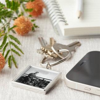 Personalisiertes Foto Keychains Schlüsselband