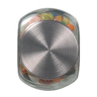 Personalisiertes Gelee-Bauch-Süßigkeits-Glas Bonbonniere