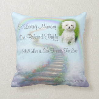 Personalized Pet Memorial Stairway to Heaven