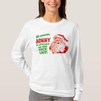 Personalisiertes (Ihr Name) Weihnachten T-Shirt