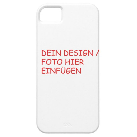 Personalisiertes iphone 5 case hülle