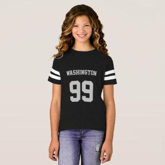 Personalisiertes Jersey T-Shirt