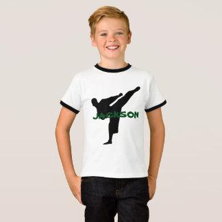 Personalisiertes Karate-Shirt T-Shirt