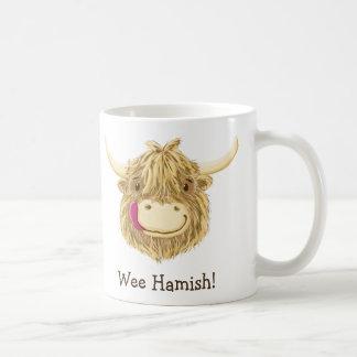 Personalisiertes kleines Hamish Kaffeetasse