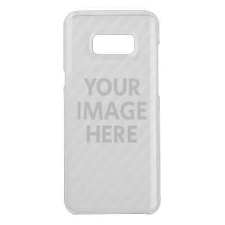 Personalisiertes kundenspezifisches Foto Get Uncommon Samsung Galaxy S8 Plus Hülle