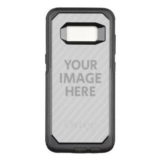 Personalisiertes kundenspezifisches Foto OtterBox Commuter Samsung Galaxy S8 Hülle