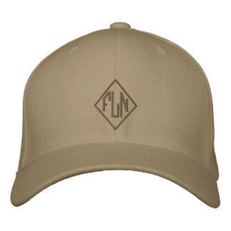 Personalisiertes Monogramm Besticktes Baseballcap