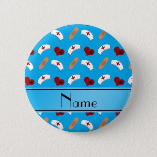 Personalisiertes Runder Button 5,1 Cm