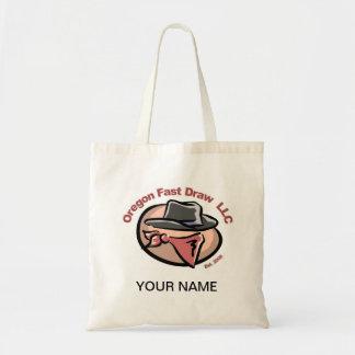Personalisiertes schnelles Oregon zeichnen Taschen
