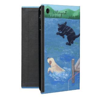 Personalisiertes See-Spaß Labradors ipad Minifall Hülle Fürs iPad Mini