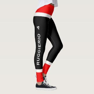 Personalisiertes Team färbt Eis-Hockey-Gamaschen Leggings