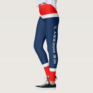 Personalisiertes Team färbt Leggings