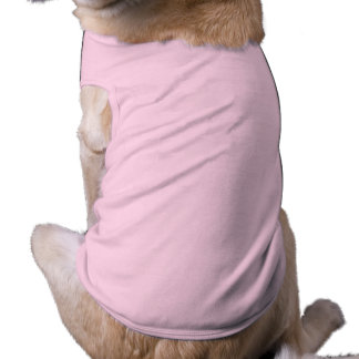 Personalisiertes übergoßes Hundeshirt