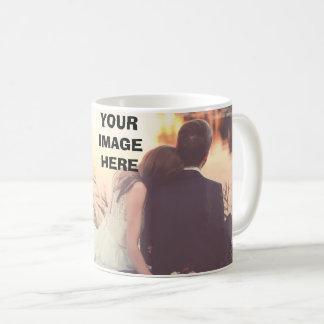 Personalisiertes volles Bild Kaffeetasse