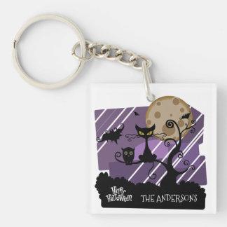Personalisiertes Werbegeschenk Keychain Halloweens Schlüsselanhänger