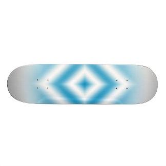 Personifizieren-Himmel blaue Diamantsteigung 21,6 Cm Skateboard Deck