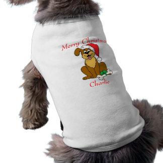 Personifizieren Sie diese Hundestrickjacke T-Shirt