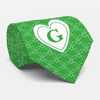 Personifizieren Sie: Grünen Sie minimales Bedruckte Krawatten