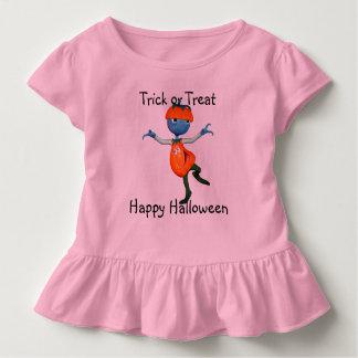 Personifizieren Sie Kürbislaterne-T-Stück Kleinkind T-shirt