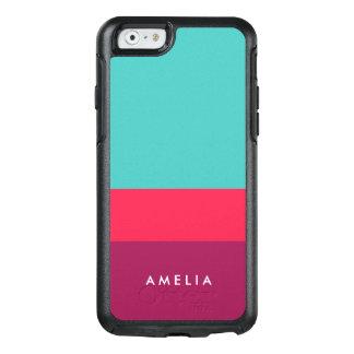 Personifizieren Sie lila das OtterBox iPhone 6/6s Hülle