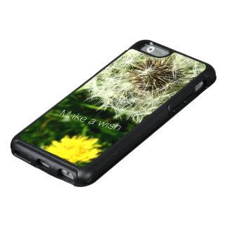 Personifizieren Sie Löwenzahn-Blume Samenkopf OtterBox iPhone 6/6s Hülle