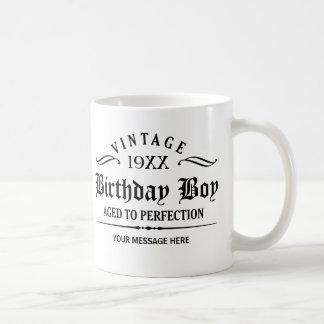 Personifizieren Sie lustigen Geburtstag Tasse