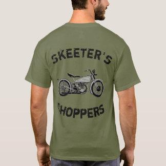 Personifizieren Sie Motorrad-Chopper T-Shirt, T-Shirt
