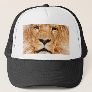 personifizieren Sie und fertigen Sie Löwe-Bild Truckerkappe