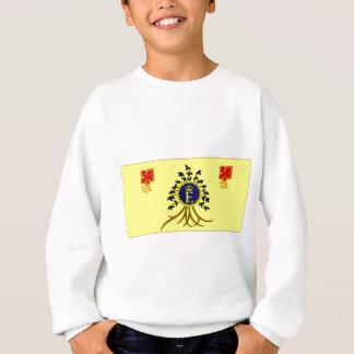 Persönliche Flagge Barbados von MAJESTÄT die Sweatshirt