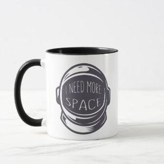Persönliche Raum-Kaffee-Tasse Tasse