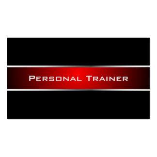 Persönliche Trainer-Visitenkarte Visitenkarten