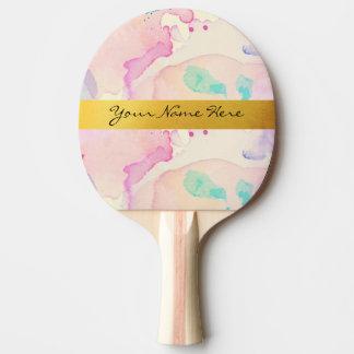 Persönlicher Tischtennis Schläger