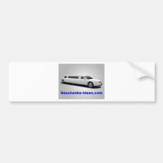 Persönliches Geschenk Autoaufkleber
