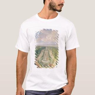 Perspektiven-Ansicht der Waldung T-Shirt