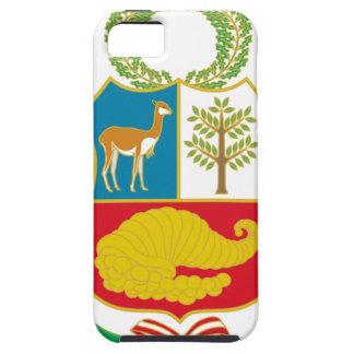 Peru - Escudo Nacional (nationales Emblem) iPhone 5 Schutzhülle