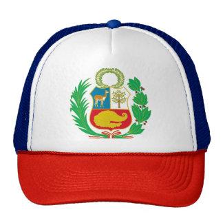 Peru - Escudo Nacional (nationales Emblem) Kultcaps