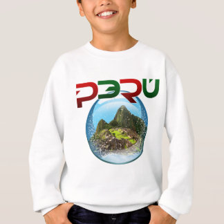 Peru Navidad Sweatshirt