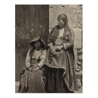 Peru Postkarte
