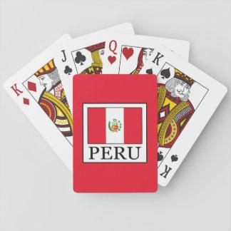 Peru Spielkarten
