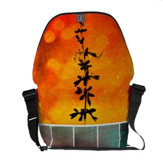 Pervoskia Collagen-brennende Bote-Tasche Kurier Taschen