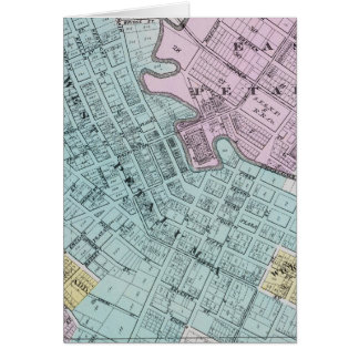Petaluma, Kalifornien 2 Karte