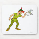 Peter Pan und Tinkerbell Disney Mousepad
