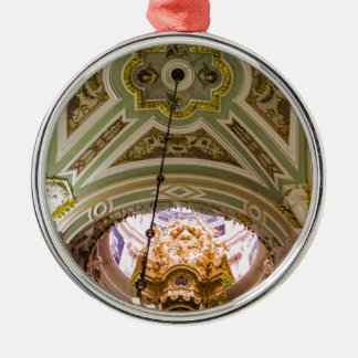 Peter- und Paul-Festungs-St. Petersburg Russland Silbernes Ornament
