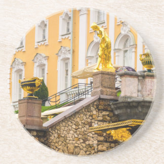 Peterhof Palast und Garten-St. Petersburg Russland Getränkeuntersetzer
