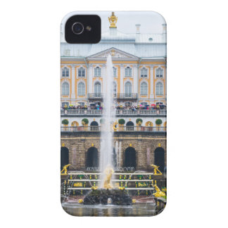 Peterhof Palast und Garten-St. Petersburg Russland iPhone 4 Hüllen