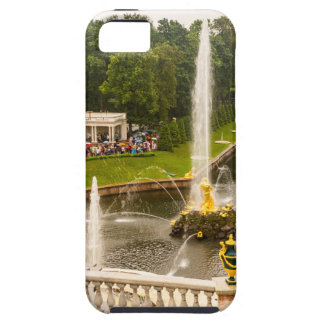 Peterhof Palast und Garten-St. Petersburg Russland iPhone 5 Schutzhülle