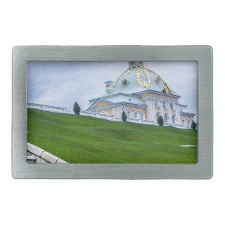 Peterhof Palast und Garten-St. Petersburg Russland Rechteckige Gürtelschnalle