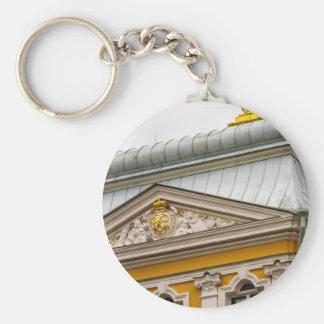 Peterhof Palast und Garten-St. Petersburg Russland Schlüsselanhänger