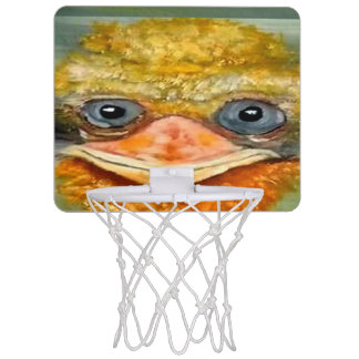 Petey MiniBasketballkorb Mini Basketball Netz