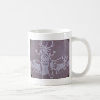 Petroglyphe Kaffeetasse